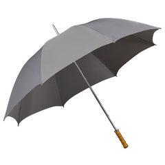 Regenschirm Grau