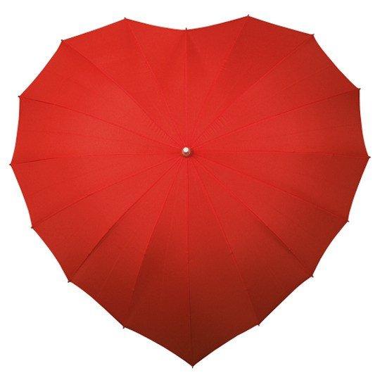 herz regenschirm bedrucken  regenschirme online bestellen