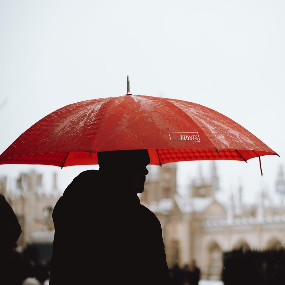 Regenschirm bedrucken