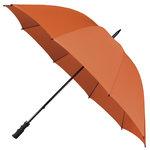 sturmregenschirm Orange