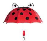 KIDORABLE KInderregenschirm Marienkäfer