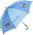 Kinderregenschirm-Polizei