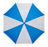 Falcone® Golfschirm Blau/Weiß, Automatik_