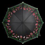 NEU - NEU - NEU Regenschirm Tulpen mit Farbwechsel_