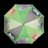 Katzen Regenschirm