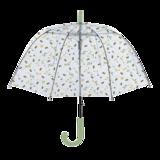 Regenschirm Durchsichtig Bienenmuster