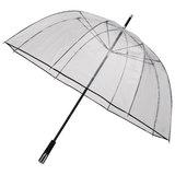 Durchsichtiger Golfregenschirm bedrucken_