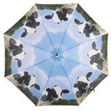 Taschenregenschirm Kühe_