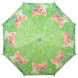 Kinderregenschirm Kätzchen - Orange_