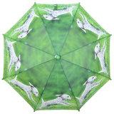 Kinderregenschirm Hündchen schwarz/weiß_