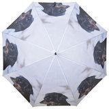 Hunde Regenschirm - Schwarz_10