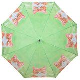 Katze Regenschirm - Orange_