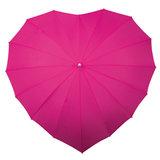 Herz Regenschirm bedrucken_