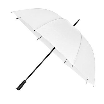 Golfschirm XL Weiß