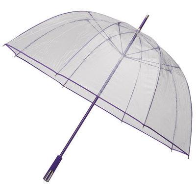 Golfschirm Transparent Violett Ø111cm
