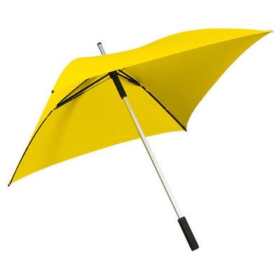 All Square® Regenschirm gelb