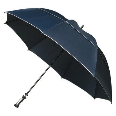 Falcone® Sturmregenschirm XXL Dunkelblau