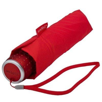miniMAX® Taschenschirm Rot