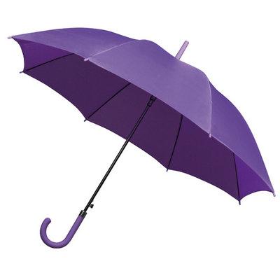 Falconetti Stockschirm Violett Automatik