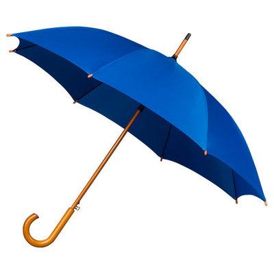 Falconetti® Luxus Stockschirm Blau