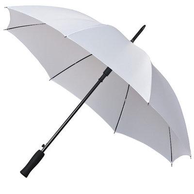 Falcone® Golfschirm Automatik Weiß