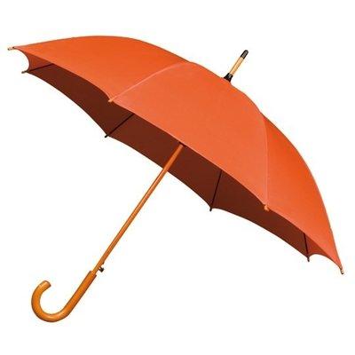 Falconetti® Luxus Stockschirm Orange