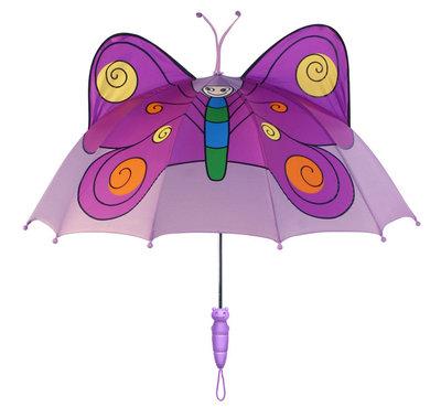 Kidorable Regenschirm Schmetterling