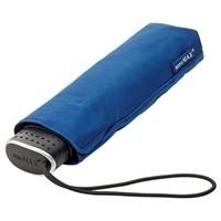 miniMAX® Ultraflacher Taschenschirm Dunkel Blau