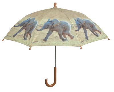 Kinderregenschirm Elefant