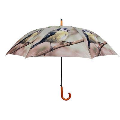 Blaumeise Regenschirm