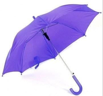 Kinderregenschirm Violett