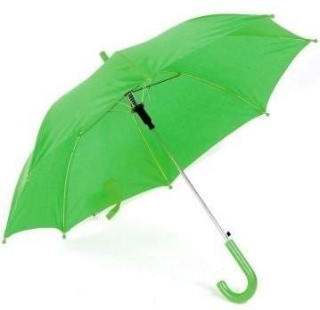 Kinderregenschirm Grün