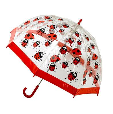 Bugzz Kinderregenschirm Marienkäfer