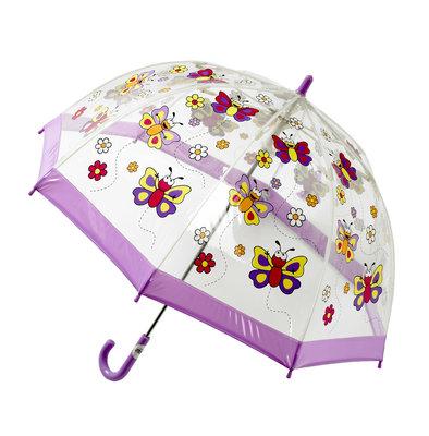 Bugzz Kinderregenschirm Schmetterling