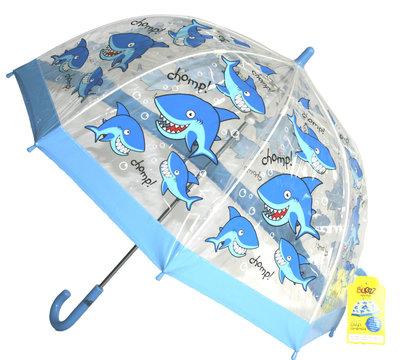 Bugzz Kinderregenschirm Hai
