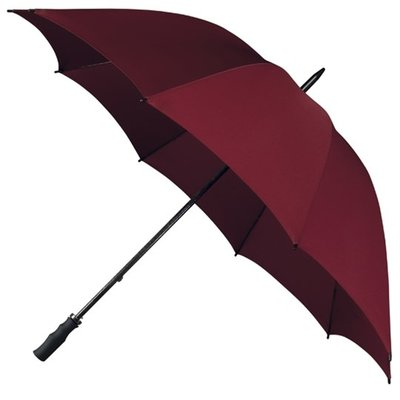 Falcone® Sturm Stockschirm Bordeaux Rot Ø130cm