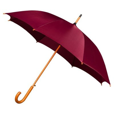Falconetti® Luxus Stockschirm Bordeaux