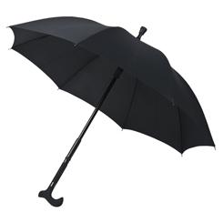 Spazier- Gehstock Regenschirm