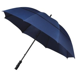 ÖKO Golfregenschirm Dunkel Blau