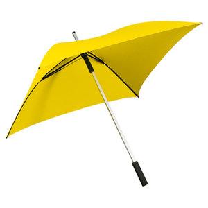 All Square Regenschirm gelb