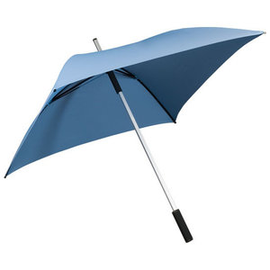 All Square® Regenschirm hell blau