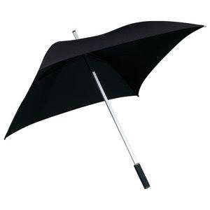 All Square® Regenschirm Schwarz