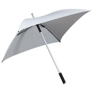 All Square® Regenschirm Weiß