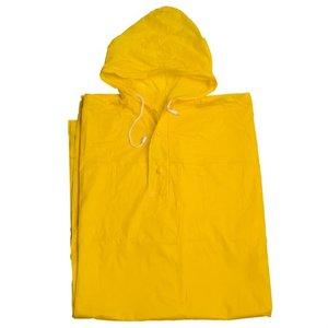 Regenponcho Gelb - Einheitsgrösse.