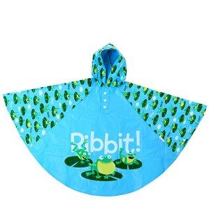 Regenponcho Buggz Kinder Frosch
