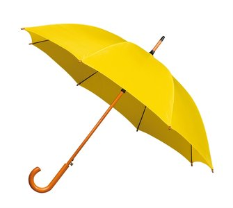 Falconetti® Luxus Stockschirm Gelb