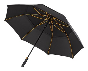 Falcone Sturmregenschirme schwarz