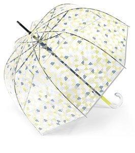 Esprit durchsichtiger Regenschirm Gelb