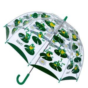 Regenschirm Frosch