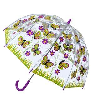 Regenschirm Kinder Schmetterling